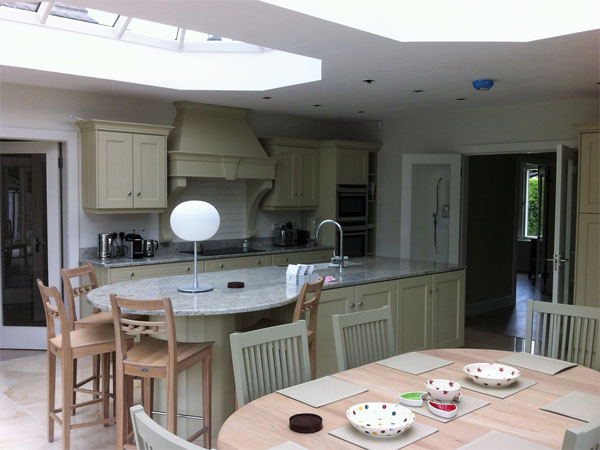 Foxrock (The Coppins): Exterior & Interior Painting & Decorating throughout, including woodwork.